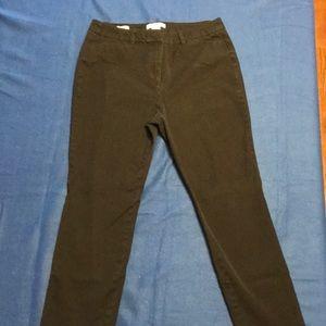 EUC Liz Claiborne black pants